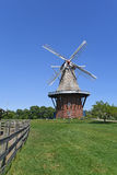 Dutch Windmill in Holland Michigan Royalty Free Stock Photography