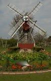 Dutch Windmill. Model of Dutch windmill in Holland, Michigan Royalty Free Stock Photography