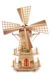 Dutch windmill ornament Stock Image