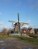 Dutch windmill Royalty Free Stock Image