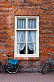 Dutch Window Royalty Free Stock Photography