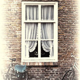 Dutch Window Royalty Free Stock Photos