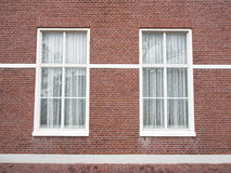 Dutch Window Design Stock Images