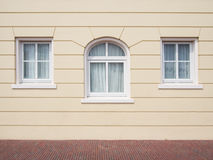 Dutch Window Design Royalty Free Stock Photos