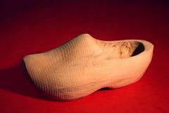 Dutch Wooden Shoe Stock Photo