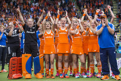 Dutch World Champions Stock Image