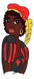 Dutch Zwarte Piet Royalty Free Stock Images