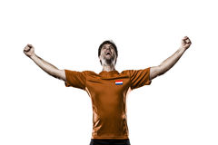 Dutchman soccer player Stock Photos