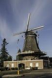 Duthc windmill in Arnhem Royalty Free Stock Photo
