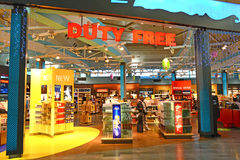 Duty Free Royalty Free Stock Image
