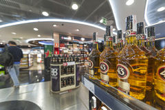 In the Duty Free Stock Photos