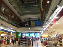 Duty Free at Dubai International Airport Royalty Free Stock Images