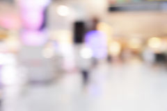 Duty free shop in airport Royalty Free Stock Photo