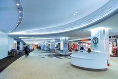 Duty free shop at Narita Airport in Japan Royalty Free Stock Images