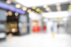 Duty free shops Royalty Free Stock Photography