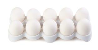 Dutzend Eier Lizenzfreie Stockbilder