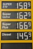 Duur Gas Royalty-vrije Stock Afbeeldingen