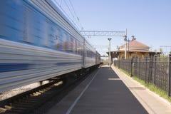 Duur trein Stock Afbeeldingen