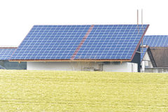 Duurzame energie Royalty-vrije Stock Fotografie