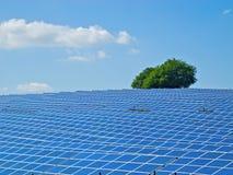 Duurzame energiegeneratie Royalty-vrije Stock Afbeelding