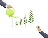 Duurzame ontwikkeling Stock Fotografie