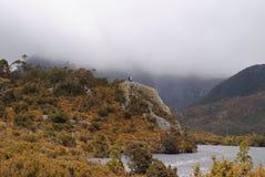 Duva Lake Arkivfoton