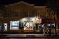 Duval gata i Key West Royaltyfri Fotografi