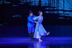 """Duvide no sonho do """"The do drama da sonho-dança do  de seda marítimo de Road†Fotografia de Stock Royalty Free"""