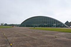 Duxford amerikanskt luftmuseum Arkivbilder