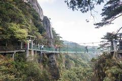 Duxian bridge Stock Photo