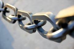duży łańcuch Zdjęcie Royalty Free