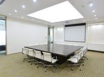 Duży pokój konferencyjny Obrazy Stock