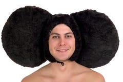 duży ucho śmieszny facet Fotografia Stock