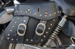 Duzi starzy motocykli/lów składniki, wybierający ostrość punkt Zdjęcia Royalty Free