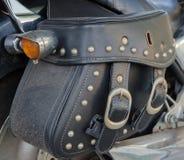 Duzi starzy motocykli/lów składniki, wybierający ostrość punkt Obrazy Royalty Free