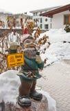 Dvärg- annonserande honung Fotografering för Bildbyråer