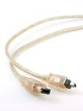 dv кабеля Стоковое фото RF