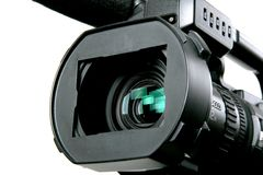 Dv camcorder Royalty Free Stock Image