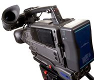 Dv camcorder Stock Photography