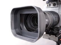 Dv camcorder Royalty Free Stock Photography