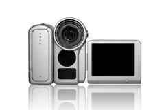 DV camera Stock Afbeelding