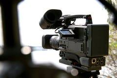 Dv-nok camera Royalty-vrije Stock Afbeeldingen