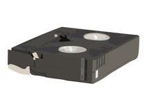 Dv tape. Illustration of a mini dv (digital video) tape Stock Illustration