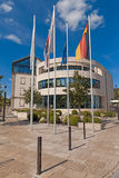 DVAG Marburg Office. Marburg, Germany - July 31, 2015: Office and traning center of German investment company and financial adviser Deutsche Vermögensberatung Royalty Free Stock Photo