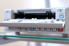 dvcamregistreringsapparat Arkivfoto