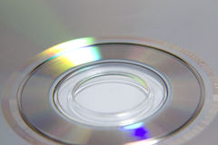 DVD关闭  库存照片