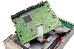 Dvd磁盘驱动器 库存图片