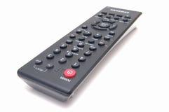 DVD à télécommande. Images libres de droits