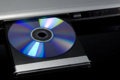 dvd диска Стоковая Фотография RF
