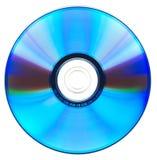 dvd диска Стоковое Изображение